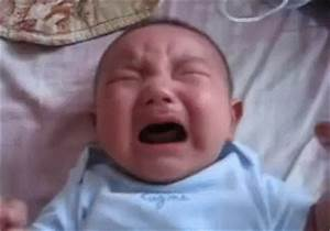 Cry Baby GIF - Baby Cry Crying - Discover & Share GIFs