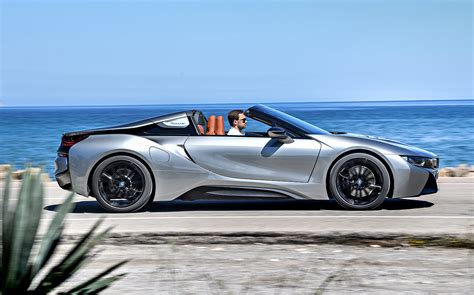 Bmw I8 Roadster Picture by Bmw I8 Roadster The Versatile Gent