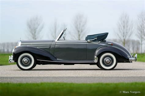 mercedes 220a cabriolet 1953 welcome to classicargarage