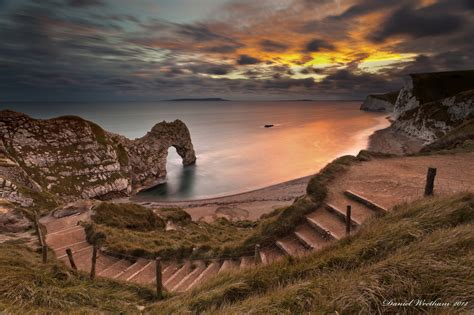 amazing sunset wallpapers stairs hd desktop wallpapers