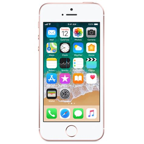 Iphone Se, Apple / 32 Gb, Mp852el/a