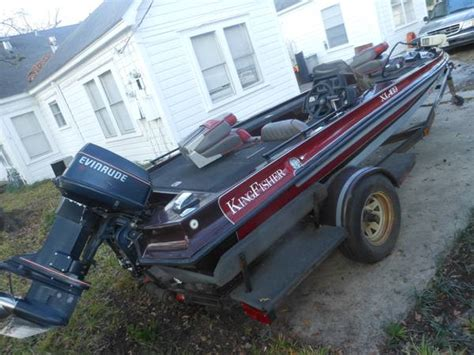Kingfisher Boat Problems by Kingfisher Bass Boat For Sale