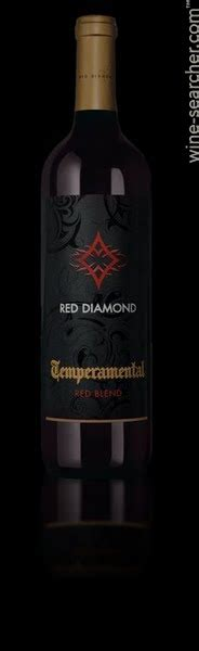 Price History Red Diamond Winery Temperamental Red Blend