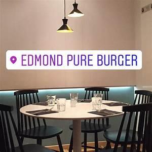Edmond Pure Burger : edmond pure burger bordeaux un caf avec cl mentine ~ Melissatoandfro.com Idées de Décoration
