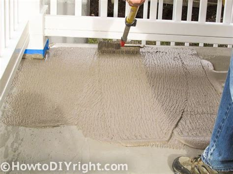 how to restore concrete patio and fix patio s that
