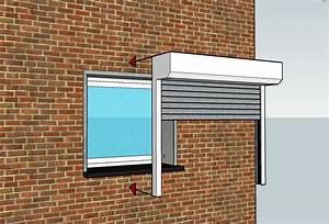 Außenrollos Für Fenster : au en vorbaurolladen anfertigung der elemente nach ma ~ Pilothousefishingboats.com Haus und Dekorationen
