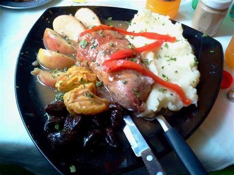 cuisine mar restaurante el viejo molino mar de ajo restaurant