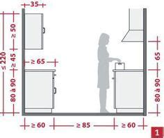 küche arbeitsplatte höhe h 195 182 he und tiefe der arbeitsplatte die ergonomie in