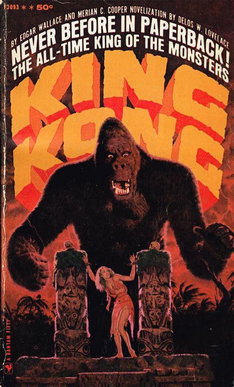 King Kong | Bantam F3093 (1965) Original story by Edgar
