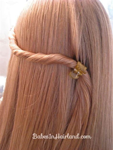 Twisted Knots Hairstyle by Twisted Knot Hairstyle Hairstyles In Hairland