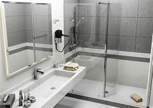 Transformer Une Baignoire En Douche : remplacement de baignoire par une douche r novbain paris ~ Farleysfitness.com Idées de Décoration