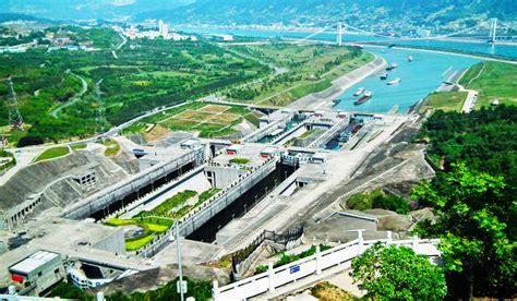 Yangtze Boat Lift by Three Gorges Dam Location Banqiao Dam Elsavadorla