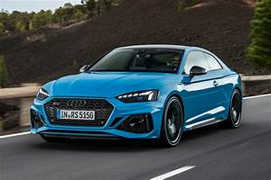 Audi Rs5 Gets  Slightly  New Look  Same Power For 2020