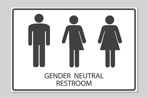 Gender Neutral Bathrooms by Gender Neutral Bathroom Laws In California