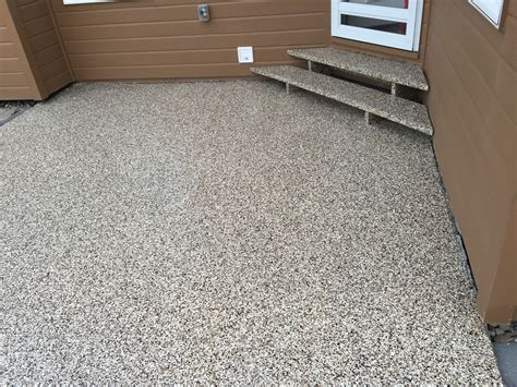 garage floor paint for patio top 28 garage floor paint for patio epoxy coating patios by ultimate concrete coatings