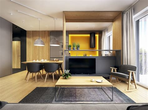 scandinavian apartments a modern scandinavian inspired apartment with ingenius features