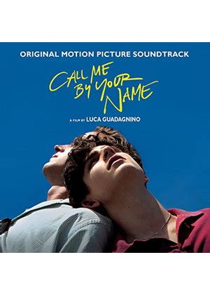led edison call me by your name original motion picture soundtrack