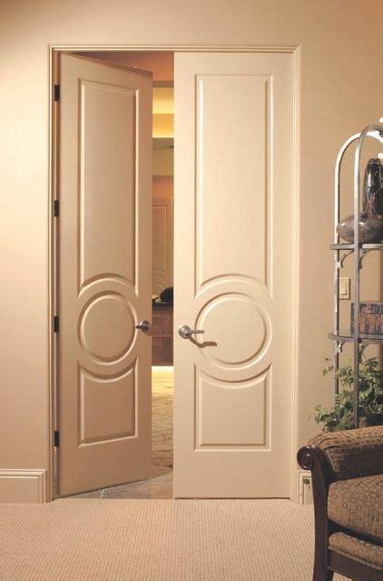 circular detail distinguishes   panel door similar designs     french