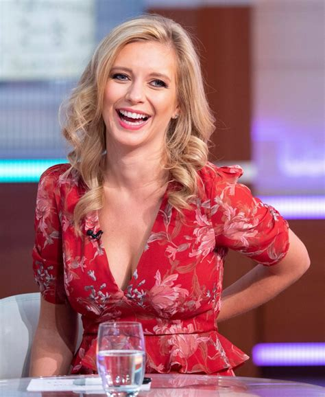 rachel riley good morning britain tv show  london
