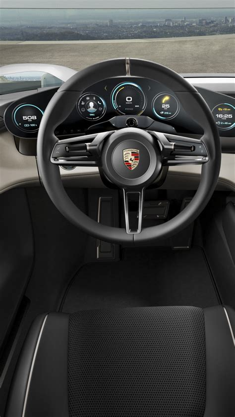 wallpaper porsche taycan electric cars supercar