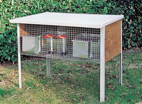 gabbie per conigli da esterno gabbie per conigli e lepri e accessori ferranti