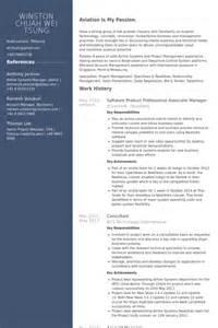 resume of software product manager professional resume sles visualcv resume sles database