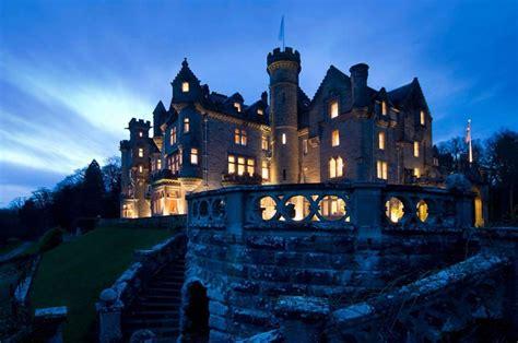 L'Écosse au fil des châteaux hantés au delà des légendes
