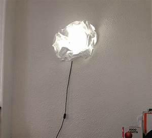 Applique Murale Nuage : applique murale cloud nuage blanc 60cm proplamp luminaires nedgis ~ Teatrodelosmanantiales.com Idées de Décoration