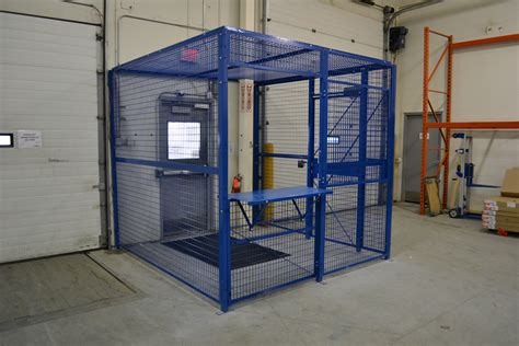 Shaw Security Cages Foothills Systems