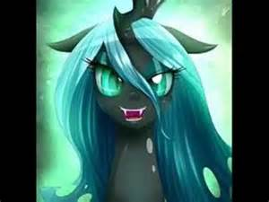 MLP King Sombra and Queen Chrysalis