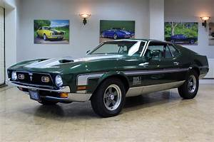 1971 Ford Mustang Mach 1 Cobra Jet 351 V8 Auto-Huge History For Sale | Car And Classic