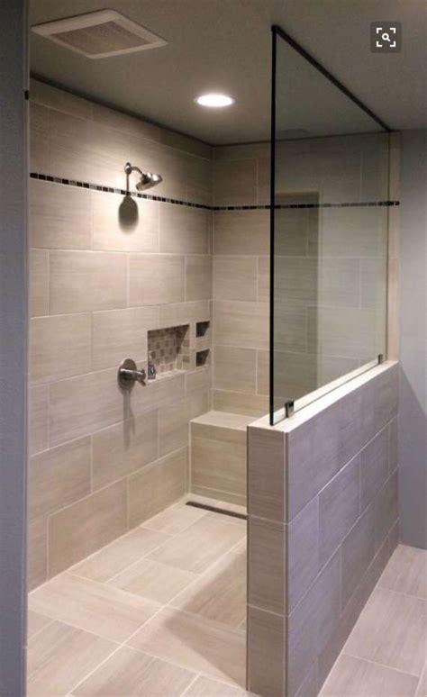 douche italienne mur ou vitre designs de chambre