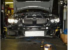 Competition Series Front Mount Intercooler FMIC Kit