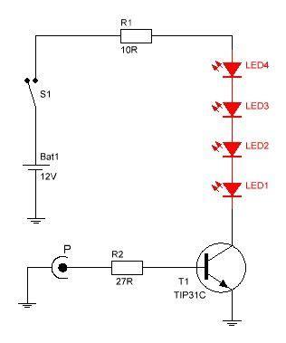 diagrama circuito luces audioritmicas electronica en 2019 electrical installation