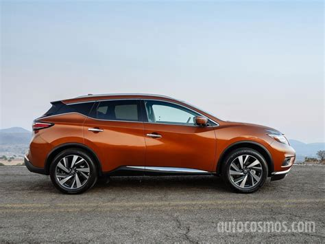 Nissan Murano 2019 Debuta Autocosmoscom