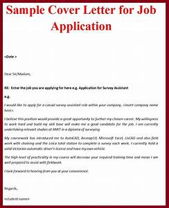 How to make cover letter for job application cover for How to make a cover letter for jobs