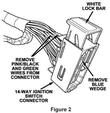 Dodge Ram Ignition Switch Wiring Harnes by Recall C11 Blower Motor Wiring