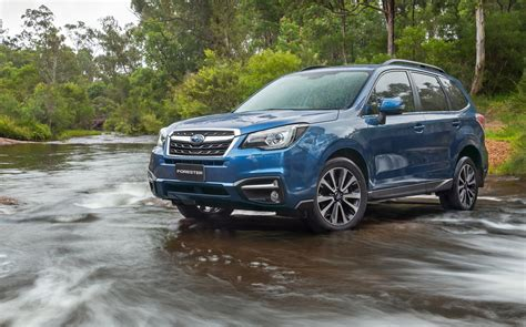 subaru forester review 2017 subaru forester review
