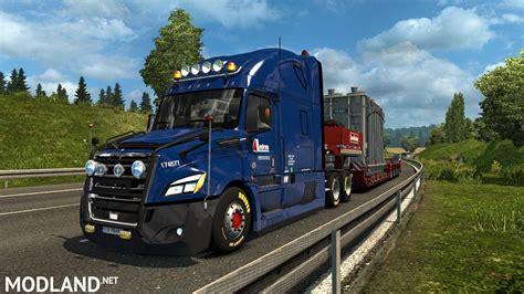 Freightliner Cascadia 2018 V44 Mod For Ets 2