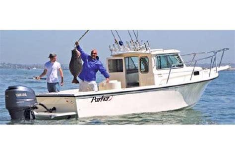 Parker Boats Video by Parker 2320 Sl Sport Cabin Boats For Sale Yachtworld