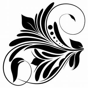 Free, Floral, U0026, Swirls, Designs