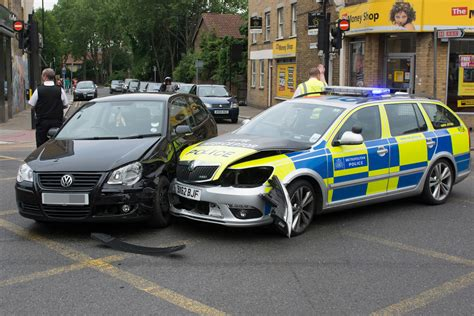 Police Spend £127million On Car Maintenance