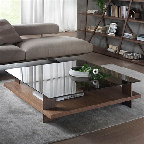 Buy square coffee tables at macys.com! 50 Popular Modern Coffee Table Ideas for Living Room | Centre table living room, Center table ...