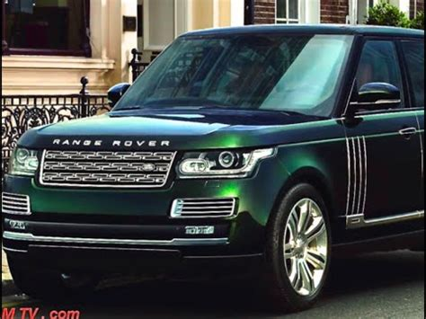 expensive range rover worlds most expensive range rover holland holland
