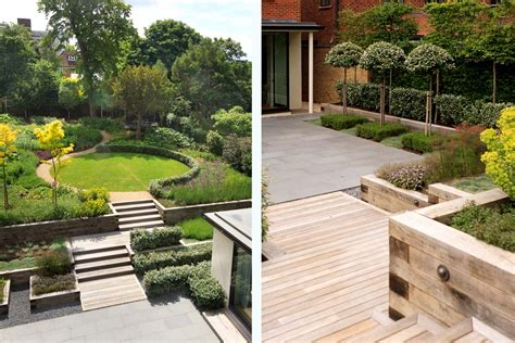 Walled Home With Wow Factor by Small Gardens Anthony Paul Landscape Design 13 Stylish