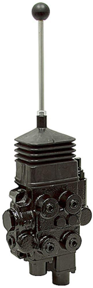 2 spool 25 gpm joystick loader valve directional valves hydraulic valves