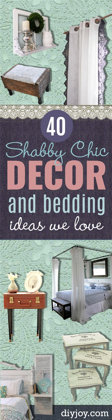 Shabby Home Decor by 40 Dreamy Shabby Chic Decor And Bedding Ideas