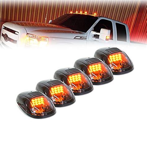 cab lights clearance ram marker roof dodge running 1500 truck 2500 light trucks pickup amazon yellow smoke lamp