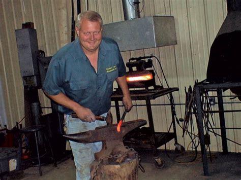 pictures  blacksmith michael leggetts artwork