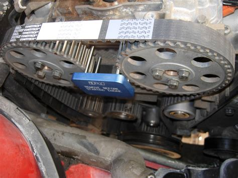 timing belt  volvo  wagon project